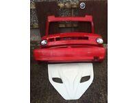 Vauxhall Nova bumper kit