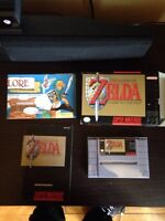The legend of Zelda a link to the past CIB