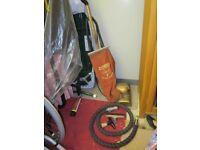 Vintage Goblin Regal Electric Upright Vacuum Cleaner (Collectors Item)