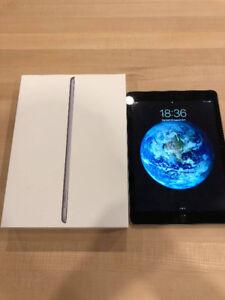 iPad 6e génération 2 mois d'usure