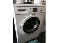 Bosch exxcel 8 washing machine £159 includes