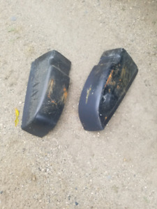 88 - 98 chev 1500   cab corners and rockers