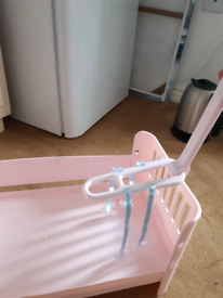 Baby Annabelle cot