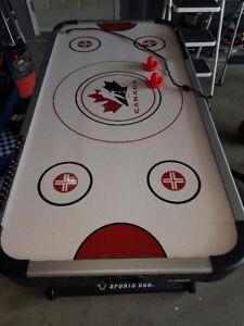 """60"""" Triumph Stow & Go Air Hockey"""