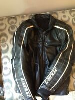 Slightly used Dainese jacket. $1200 brand new. Selling for $200