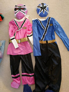 Large Lot of Kids Costumes