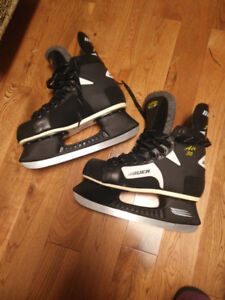 Hockey skating boots size 38 for sale