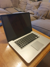 2011 Macbook Pro for parts (not working)