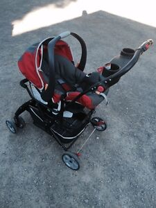 Snap and go stroller CARSEAT NOT INCLUDED