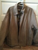 Men's xxl microfibre jacket