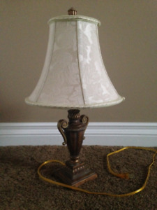 one table lamp for sale
