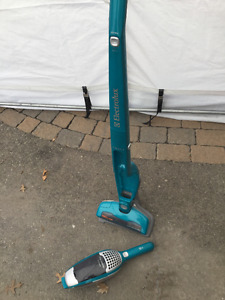 Electrolux Ergorapido 2 in 1 Cordless Handheld Vacuum Cleaner