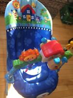 Fisher Price Vibrating, Bouncing Chair