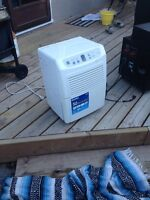 Kenmore 50 pint low temp dehumidifier