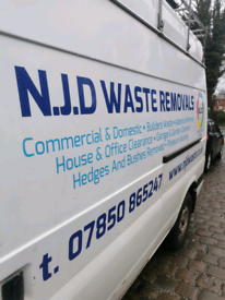 Rubbish Removals N.J.D Waste Removals Fully Licensed