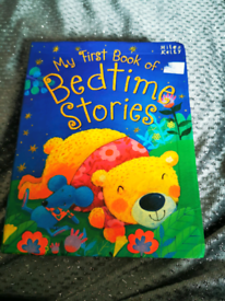 My 1st Book Of Bedtime Stories