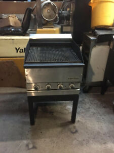 "24"" gas  Grill for restaurant's"
