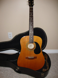 A great beginners Guitar, make me an offer. Located in Kentville