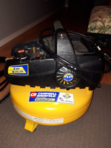 Air Compressor Tools and Hose
