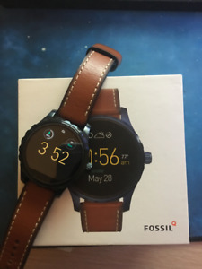 Fossil Q Marshal Smartwatch [Like New]