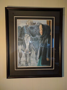 "Nancy Noel Print ""December"""