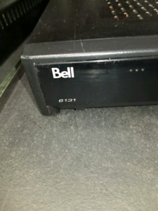 Bell 6131 Receiver (Best Offer-Must Go)
