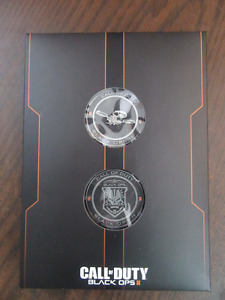 COD Black Ops 2 challenge coin