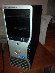 Dell Tower, Core i7 2.9GHz, 12GB DDR3, HDMI, 4mo warranty,no tax
