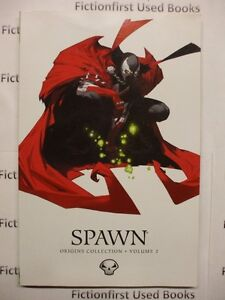"Graphic Novel: ""Spawn: Origins Collection Vol 2"""
