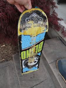 Two well Used but still functional Skateboard Decks $9/both Kitchener / Waterloo Kitchener Area image 3