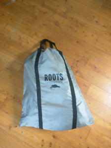 Roots Double deckers queen air mattress with electrical air pump