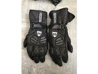 trik motorbike gloves