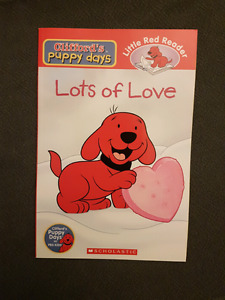 Clifford - Lots Of Love (Little Red Reader)