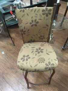 Bar Height Chairs $50 each Cambridge Kitchener Area image 2