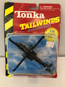 Tonka Tailwinds Helicopter Original Packaging