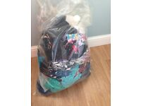 Bundle of holiday/summer clothes