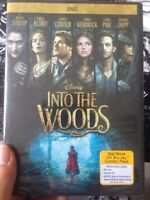 New 'Into the Woods' DVD