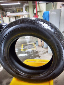 Brand New truck tires Continental 275/55/R20 tires set of Four