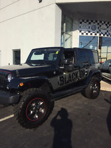 2016 Jeep Rubicon Rock Crawler Kit and loaded