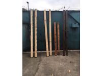 Fences posts