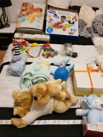 Baby stuff ...lots