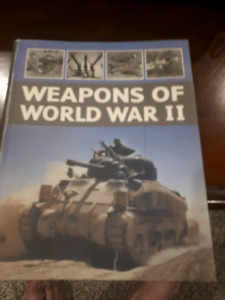 Weapons of World War 2