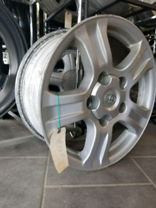 4 mags toyota tundra 18 pouce 5x150