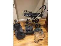 Bugaboo Cameleon 2nd Generation Model selling all parts can post