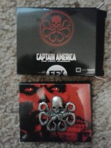Captain America : The First Avenger : Hydra Pin