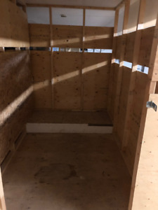 Heated storage locker available Starting as low as $75 per month