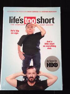 DVD-LIFE'S TOO SHORT