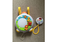 Mothercare Cot Mobile Musical Lights