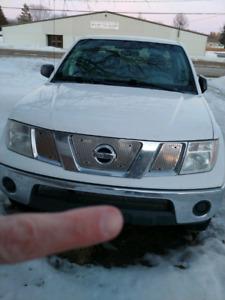 **Mechanics Special** 2008 Nissan Frontier