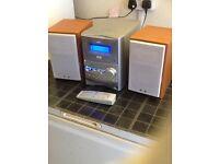 Jvc micro system UX-P550